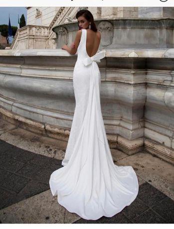 Свадебное платье Tesoro Parma (Италия)