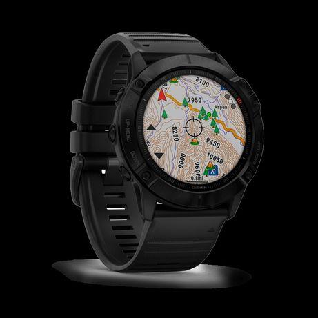 Zegarek Garmin Fenix 6 Pro jak nowy.