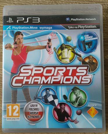 Gra na PS3 Sports Champions