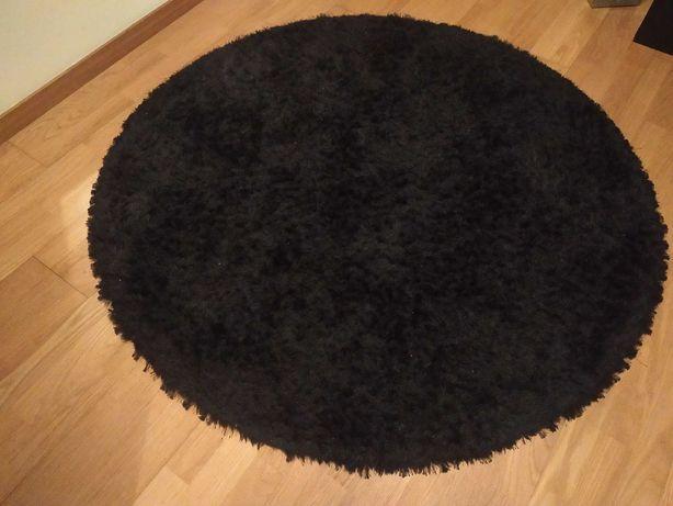 carpete redonda 1.40 metros diâmetro