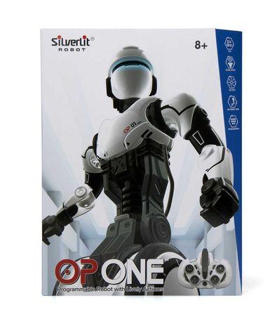 Silverlit, zdalnie sterowany Robot O.P. One Dla Dzieci