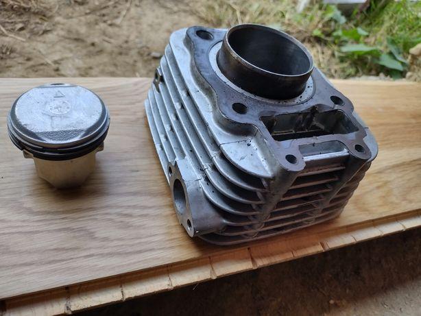 Tłok Cylinder Pierścienie Kawasaki Eliminator 125 BN