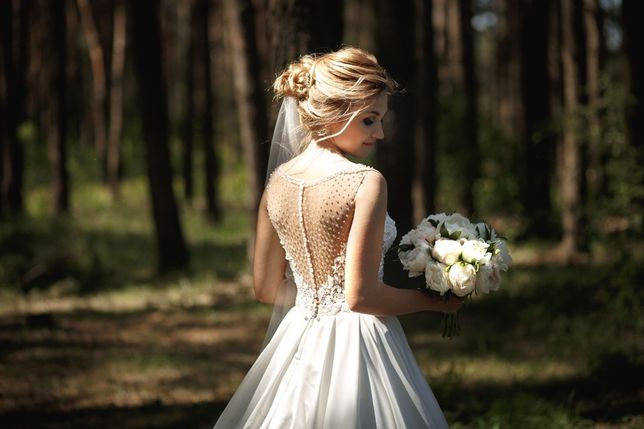 Весільна сукня, плаття/Свадебное платье