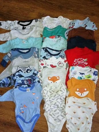 Ciuszki dla niemowlaka 56-62