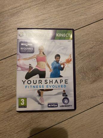 Gra Your Shape Fitness Evolved na Xbox 360