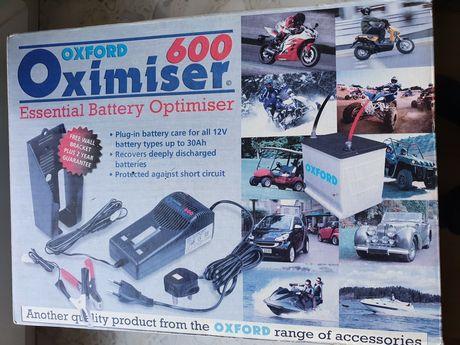 Prostownik ładowarka Motocyklowa Oxford Oxymiser 600.