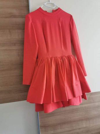 Sukienka czerwona LOU M