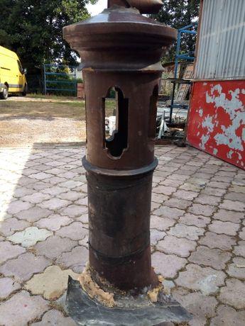 Zabytkowy komin