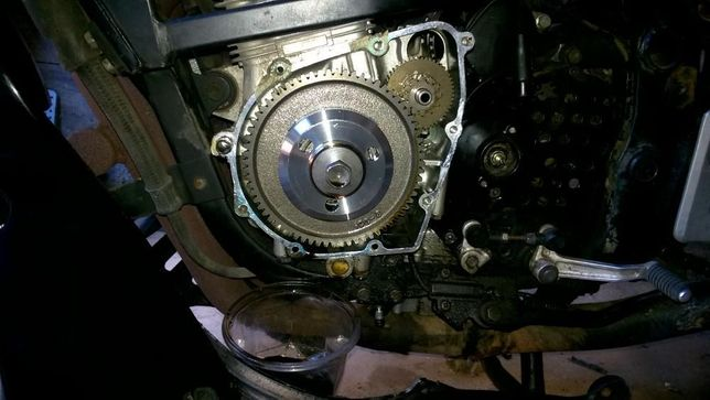 Suzuki gsx750f / Katana 88-98 Sprzęgło rozrusznika Bendix .