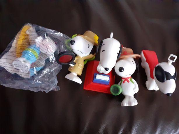 Pieski Snoopy kolekcja