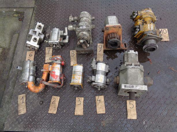 Pompa hydrauliczna podwójna / dwusekcyjna