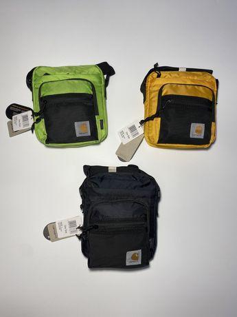 Carhartt мессенджер, сумка через плечо, бананка, supreme