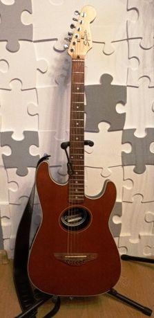 Gitara Fender Squier Stratacoustic. Electro Acoustic.