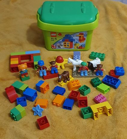 Lego Duplo 5416 оригинал 2 набора 55 деталей