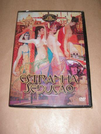 DVD Estranha Sedução (Novo)
