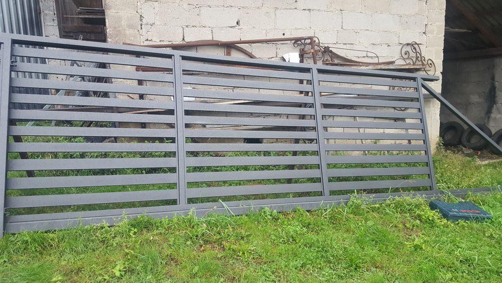 Brama przesówna 4,20m Czchów - image 1