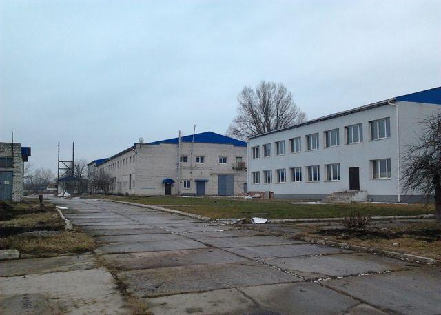 Оренда промислового комплексу 4000 кв.м. в Андрушівці, Житомирська обл