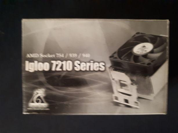 Куллер охлаждения AMD Soket 754 939 940