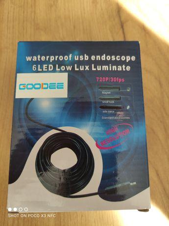 Kamera endoskopowa USB 720p / 30fps
