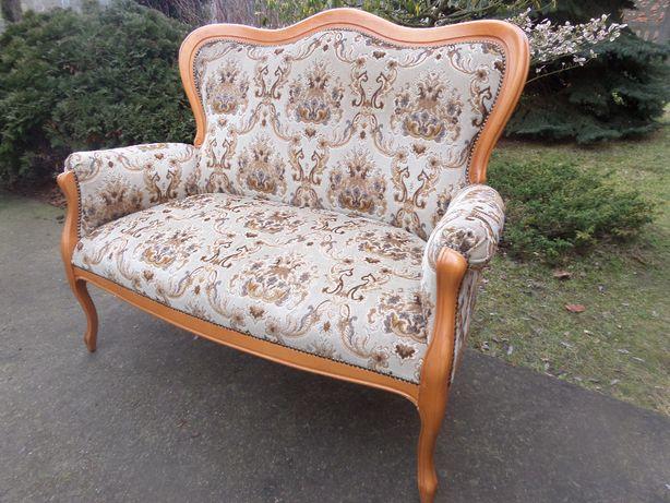 śliczna stylowa sofa stan bdb kanapa MOŻLIWA WYSYŁKA