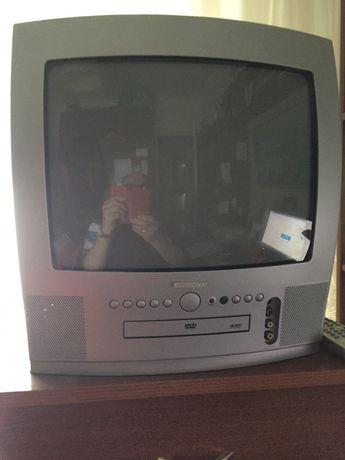 Televisão com DVD