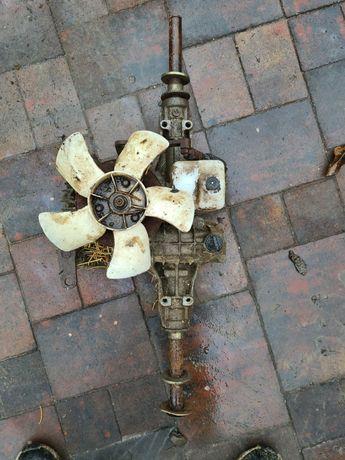 Skrzynia hydrostatyczna tuff torq k62 kosiarka traktorek