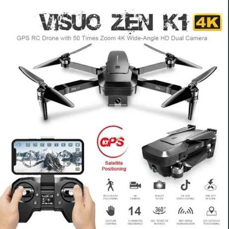 Продам квадракоптер VISUO ZEN K1 с сумкой и двумя аккумуляторами