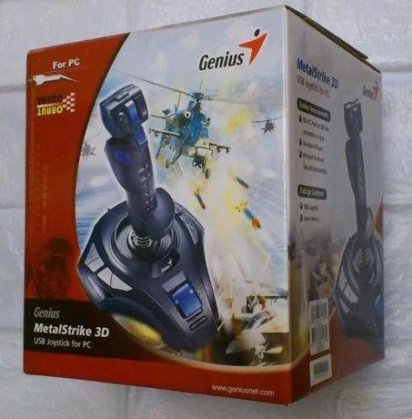 Genius MetalStrike игровой манипулятор джойстик