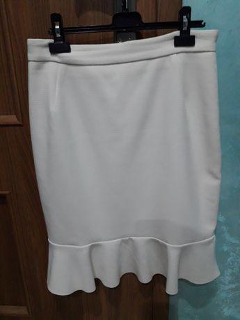 Spódnica kremowa H&M 40