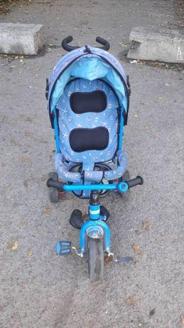 Продам классный велосипед-коляска
