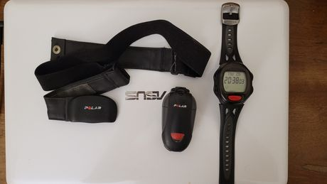 Часы Polar s625x,нагрудный пульсометр,датчик для бега на кросовок
