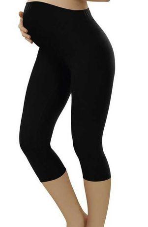 Legginsy spodnie ciazowe H&M Mama 3/4 rozmiar L. Mozliwa wysylka