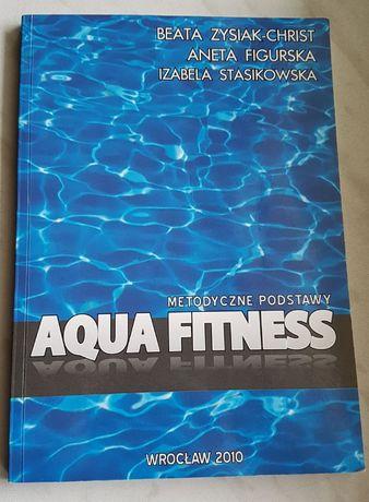 Książka Metodyczne Podstawy Aqua Fitness