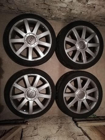 Alufelgi 18 cali Oryginalne Audi A3, A4, A6, A8 5x112