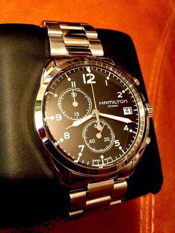 Швейцарские часы HAMILTON KHAKI Авиатор 41 мм. Оригинал.