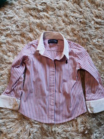 Koszula Ralph Lauren. 3T 86cm 92cm stan idealny mankiety na spinki