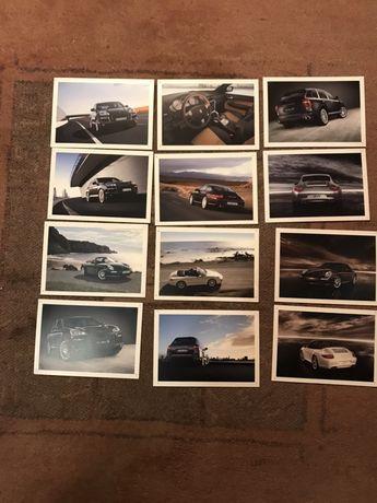 Набор фотокарточек Porsche