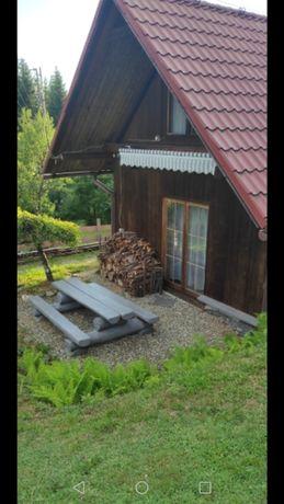 Wyjątkowy dom w górach w Istebnej