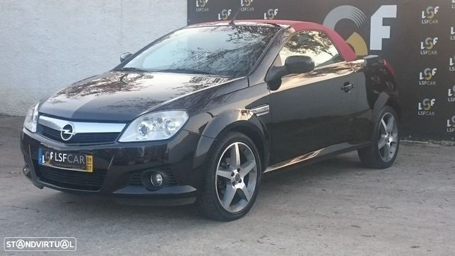 Opel Tigra TwinTop 1.3 CDTi