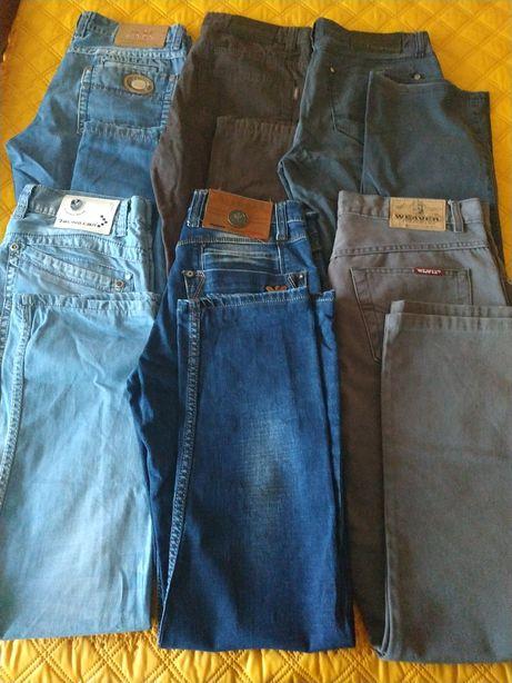 Пакет мужских джинсов 6 шт