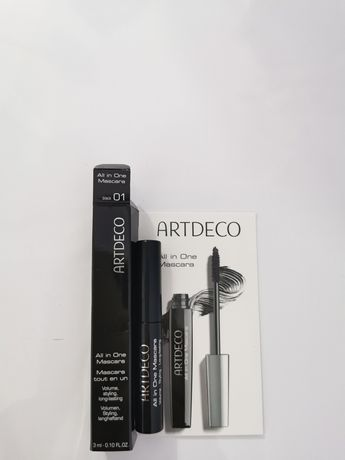 Artdeco All in One Mascara/mini maskara do rzęs/idealna do torebki