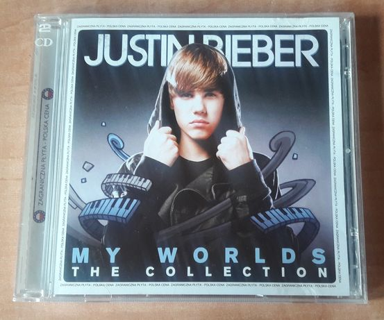"""Justin Bieber - """"My worlds the collection"""""""