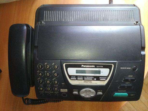 Факс Panasonic KX-FT78RU