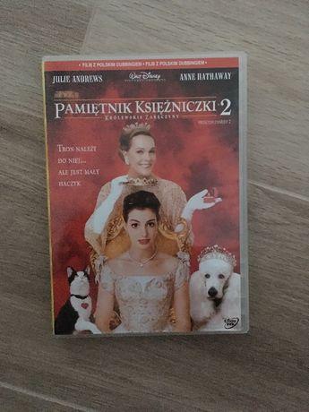 Film pamiętnik księżniczki 2