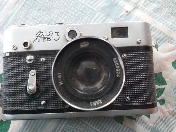 Фотоапарат ФЕД-3 і Зеніт ЕТ