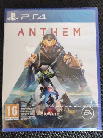 Anthem Novo ps4 Selado PlayStation 4 troca retoma