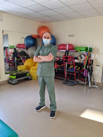 Мануальная терапия, массаж, мышечно-скелетная реабилитация