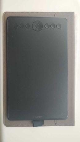 Графический планшет Huion H320M для рисования и 3D wacom, gaomon,чехол