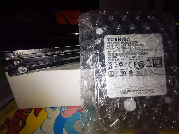 Discos Rígidos 2.5 SATA 320GB - 500GB - Novos