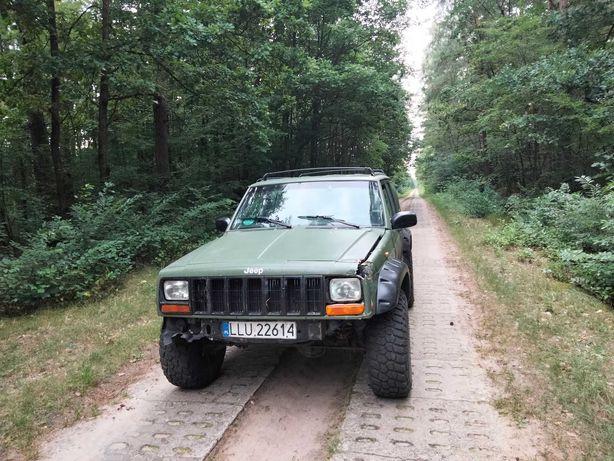 Jeep Grand Cherokee XJ 2.5